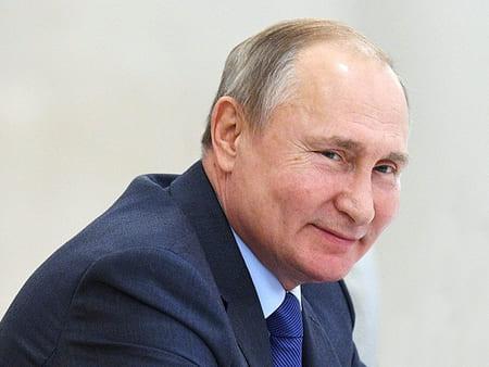 Предполагаемый двойник Путина известный как «Удмурт»