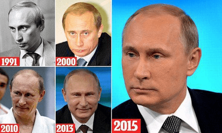 Двойники президента Путина
