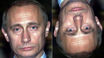Болезненный вид Владимира Путина в 2003 г.