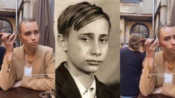 Фото третей внебрачной дочери Путина