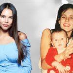 Настю Решетову мама родила в 16-ть, а потом воспитывал папа-полковник без материнской любви