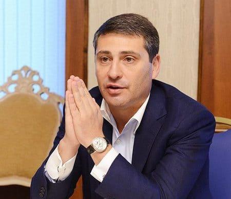 Игорь Ротенберг сын Аркадий Ротенберга