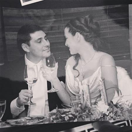 Игорь Ротенберг с первой женой