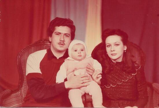 Кто родители Наили Аскарзаде