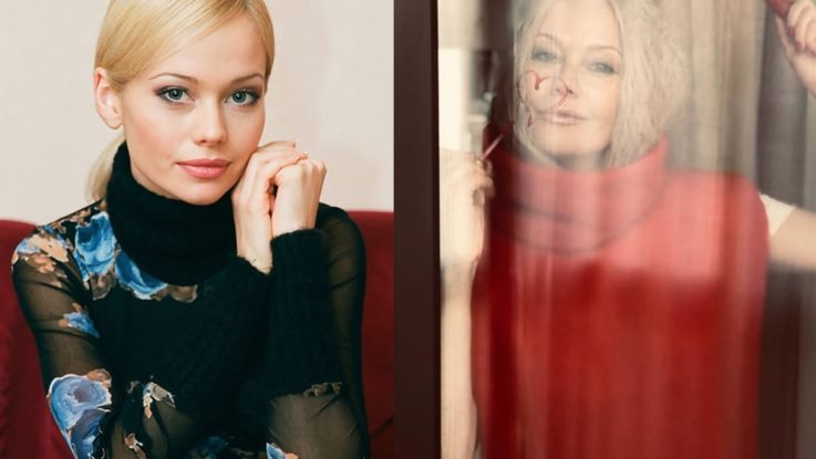 Елена Корикова сейчас и в молодости