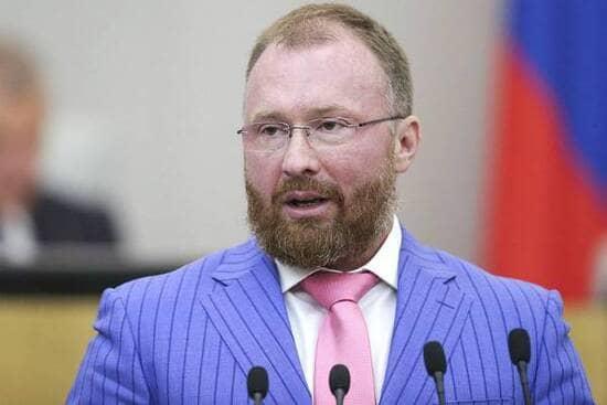 Игорь Лебедев сын Жириновского