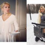 С кем сейчас живет Мария Порошина и беременна ли она снова
